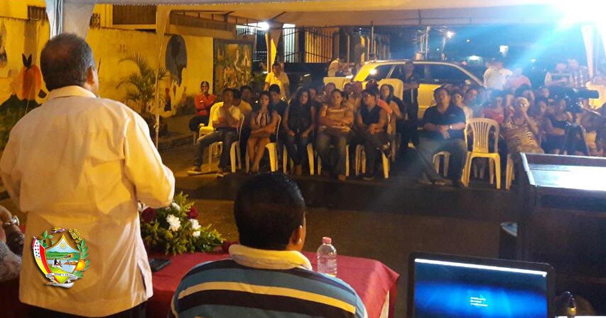Alcalde resalta inauguración de ejes viales