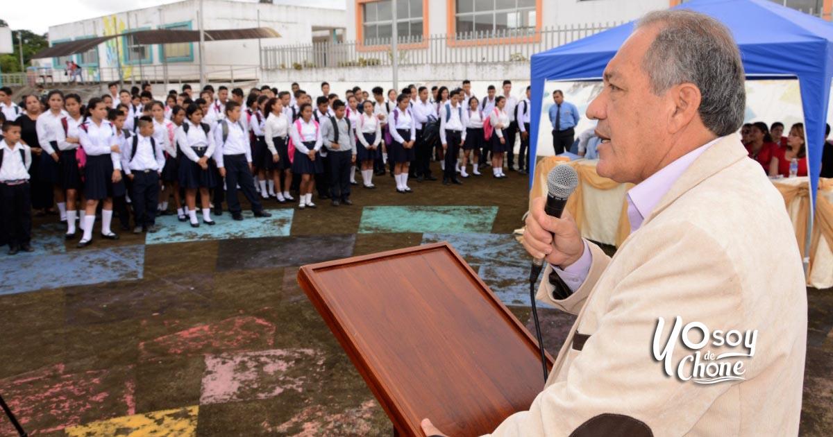 Unidad del Milenio Carlos María Castro recibió su himno