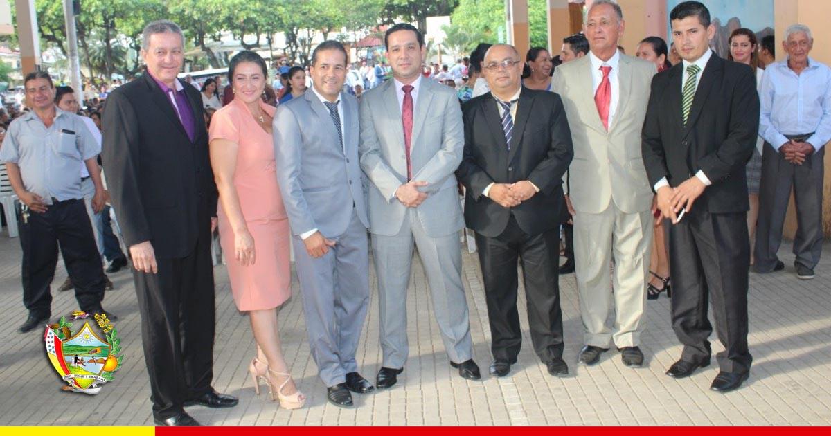 Alcalde ratifica compromiso de trabajar en conjunto con gobiernos parroquiales