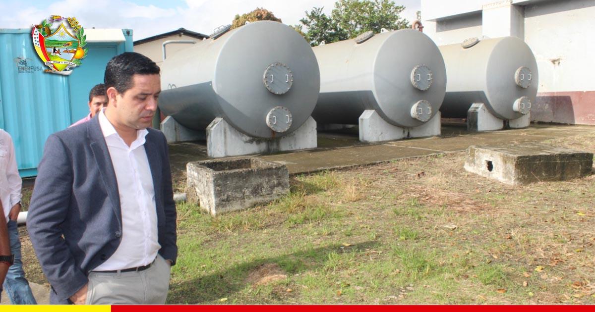 Definidas 8 acciones inmediatas para mejorar el servicio de Aguas del Chuno