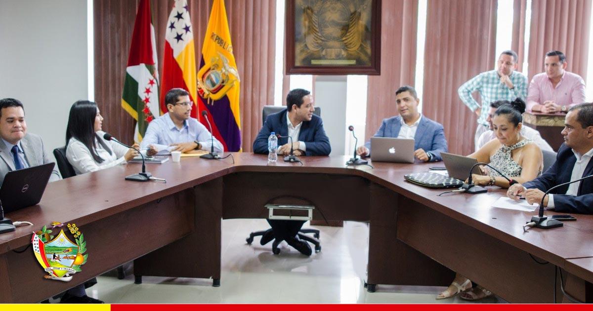 Alcalde solicita diagnóstico institucional y planifica acciones inmediatas