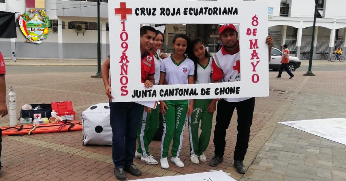 Cruz Roja conmemoró con casa abierta su día internacional