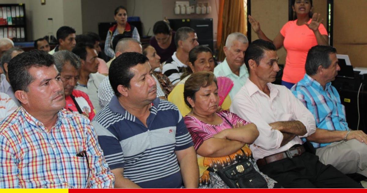 GAD Provincial y Municipal levantarán en conjunto información de los barrios chonenses