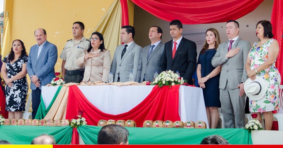Centenario de la parroquia Eloy Alfaro se celebra con proyección de un puente anhelado y agua potable permanente