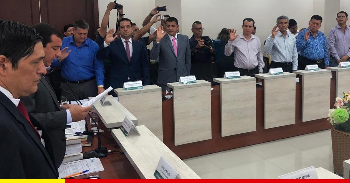 El Alcalde y el presidente de Convento integran formalmente el Consejo Provincial de Manabí