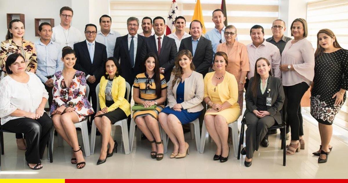 Concejo conformó el Comité de Fiestas de Chone