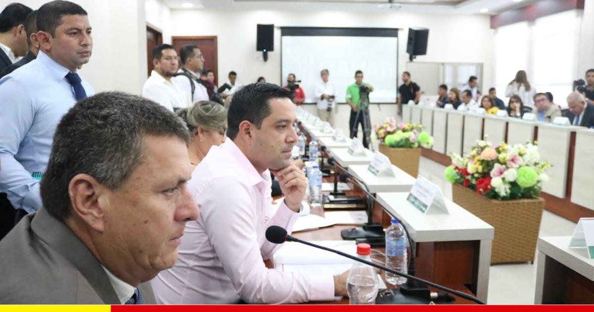 Alcalde de Chone integra directorio de Manabí Construye y comisión de Infraestructura