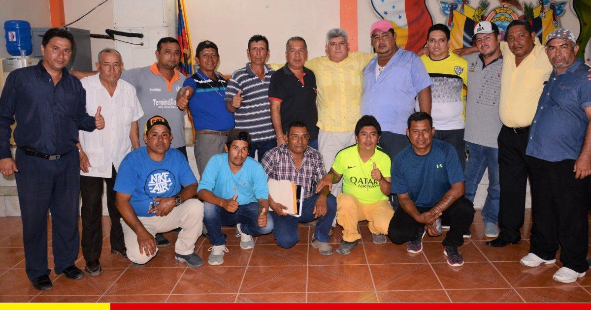Obreros municipales tienen nuevo timonel sindical
