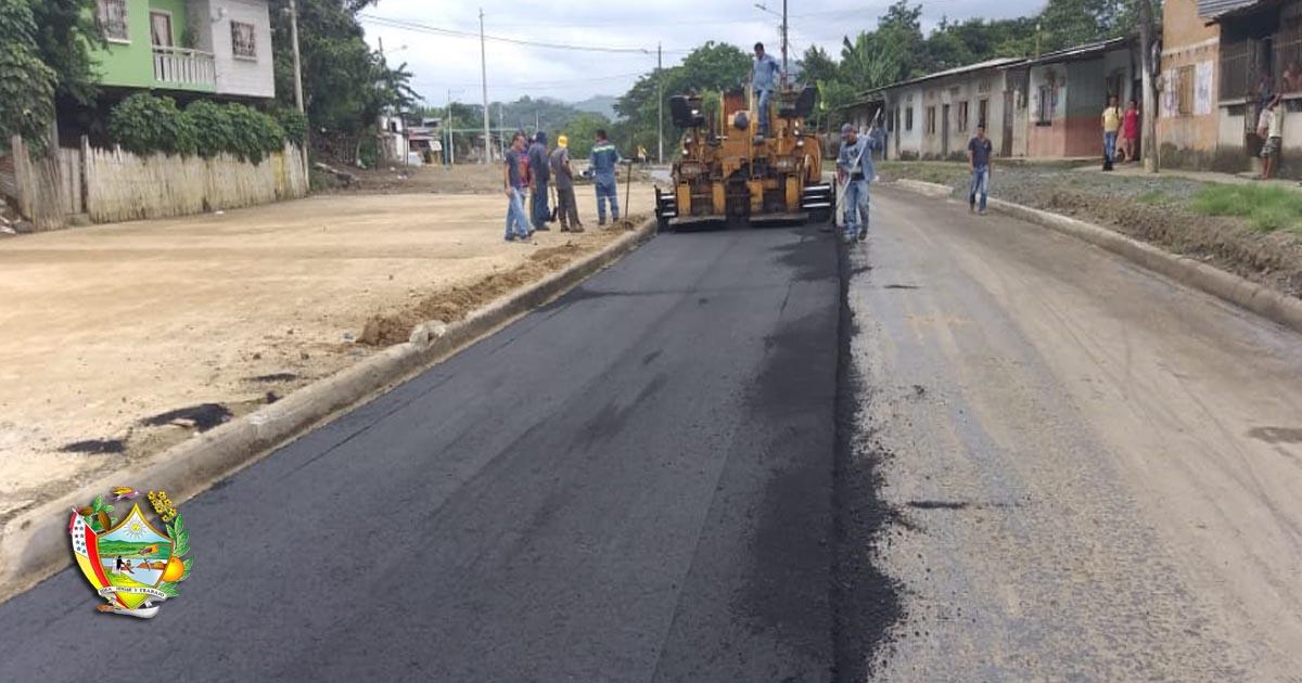 Regeneración urbana de calle Carlos Concha con 95% de avance