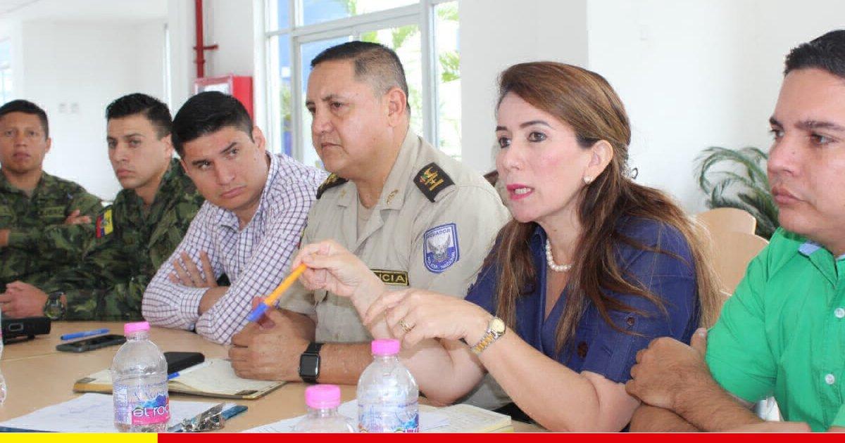 En marcha los operativos con militares en Chone