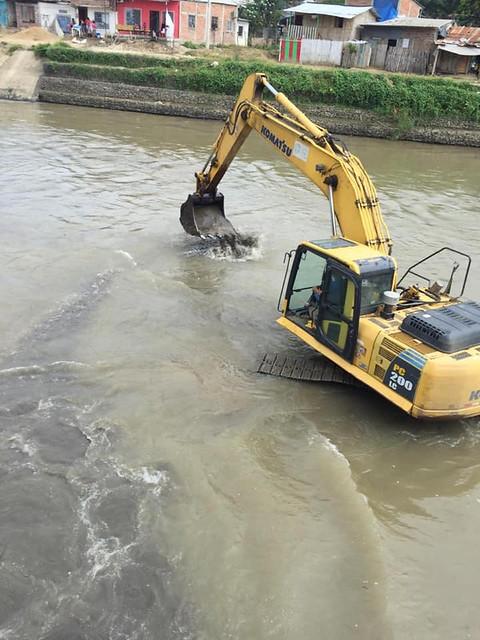 Se realizan trabajos para asegurar dotación de agua potable