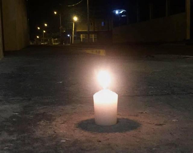 En Chone se enciende una vela de esperanza.
