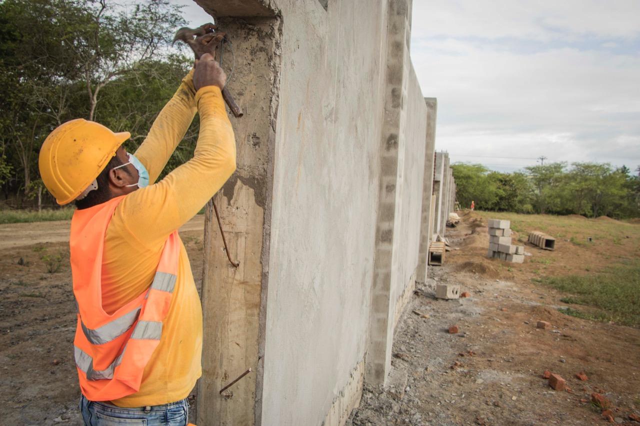 La parroquia San Antonio contará por primera vez con un camposanto