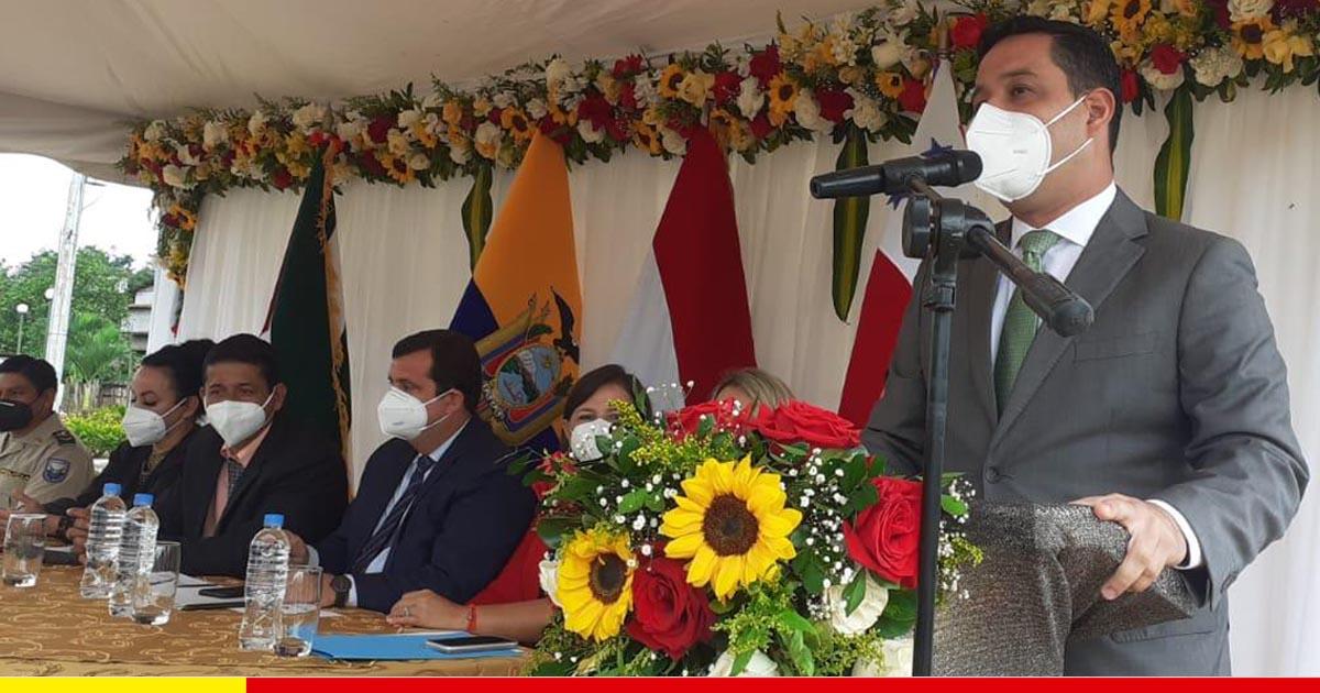 El 80% de las vías de la cabecera parroquial de Eloy Alfaro serán construidas a nivel de asfalto