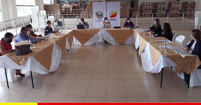 Sesión ordinaria 101 del Concejo Municipal