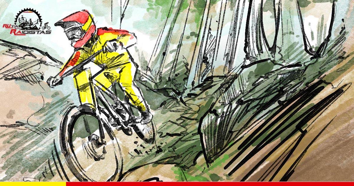 Chone será sede de la competencia ciclística nacional Ruta de Los Raidistas, evento que reactivará la economía y el turismo del cantón