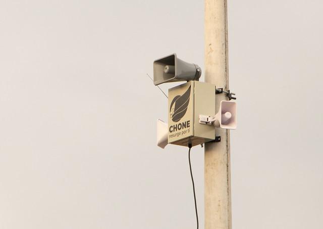 La Grecia refuerza su seguridad con el sistema de alarmas comunitarias!