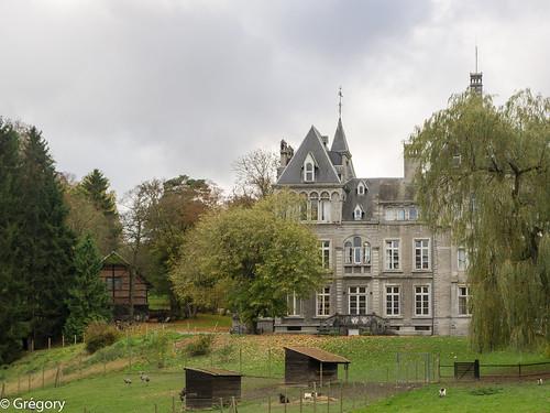 Nettinne, Somme-Leuze, Belgique