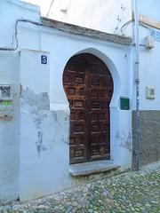 Albayzin (Albaicin) - Old Moorish Neighborhood of Granada, Spain