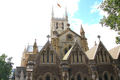 London, Southwark Cathedral