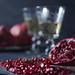 Pomegranate in Mystic Light