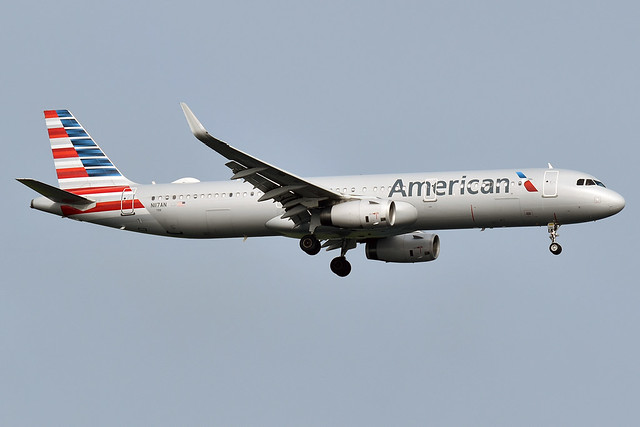 American Airlines Aa 1260 Flight Status Spotterlead