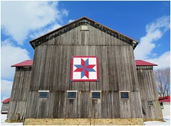 Barn Quilts & House Quilts