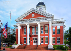 Tennessee County Courthouses