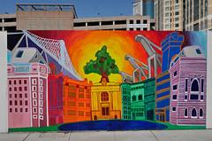 Lafayette Square Murals