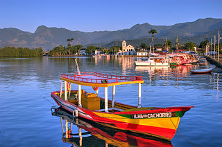 Paraty Morning