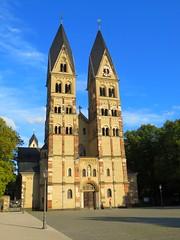 Koblenz - Mosel River side, Old town, etc.