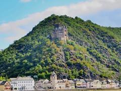 St. Goar - to walk to Rheinfels Castle