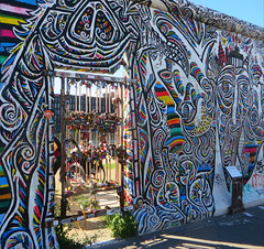 Berlin - more Berlin Wall Artwork