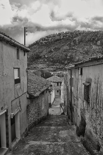 Las calles del pueblo