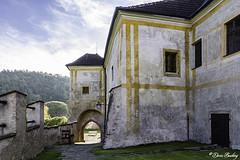 Zlata Koruna Monastery, Czech Republic  2015