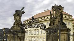 Prague Castle District  2015