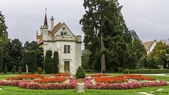 Lednice Palace, Czech Republic  2015