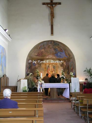 Villa di Briano (CE), 2005, Santuario della Madonna di Briano.