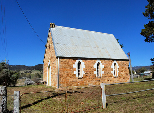St Paul's Anglican Church, Ilford, NSW