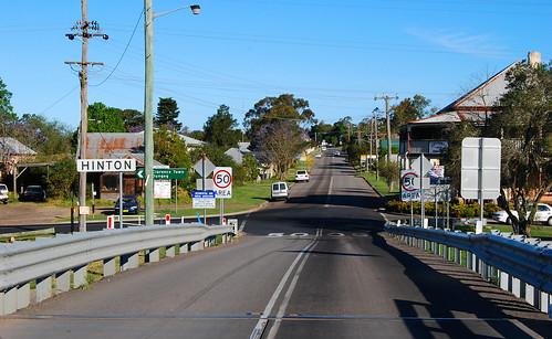 Hinton, NSW