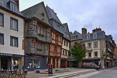 Lannion - Place Leclerc
