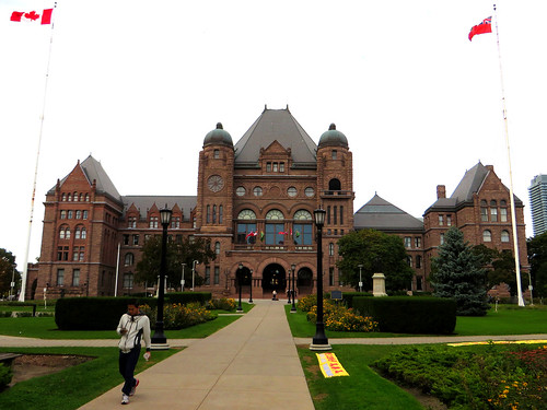 Ontario Legislative Building, Toronto, Ontario