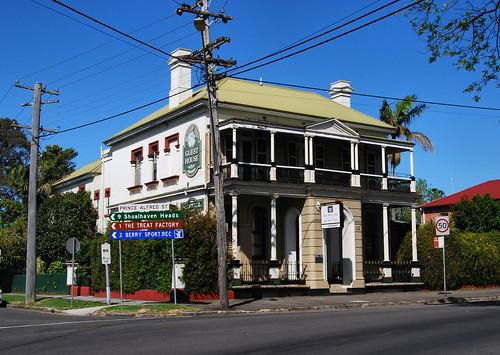 The Berry Inn, Berry, NSW.