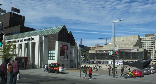 Musée d'Art Contemporain de Montréal, Montreal, Quebec