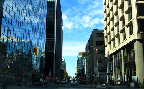 Ottawa, Ontario En Route to Parliament Hill