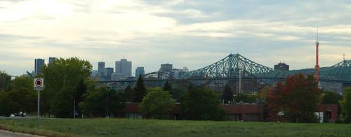 Pont Jacques-Cartier, Montreal, Quebec