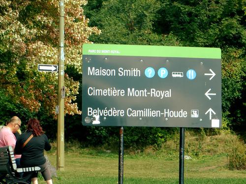 Parc du Mont-Royal, Montréal, Québec