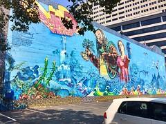 Oakland, California Street Murals/Street Art