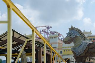 Photo 7 of 10 in the E-DA Theme Park gallery