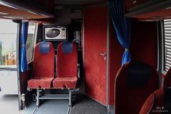 Groupe Promotrans / Intérieur : Van Hool T917 Acron Modulocar n°478 - Autocars Schidler